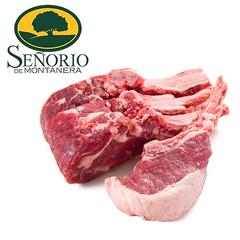 スペイン王室謹上SDMブランド イベリコ豚骨付きリブロース4リブ ベジョータ 血統100%